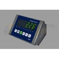 Stainless Steel Housing Platform Scale Indicator for Industrial Weighing Systems