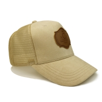 Wholesale Oem 6 Panel Wholesale Trucker Mesh Hat Embroidered Plain Blank Baseball Caps from china suppliers