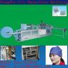 Automatic Non-woven/PE Surgical Cap Making Machine for sale