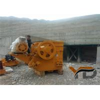China C Series Small Jaw Rock Crusher European Version Pattern Type Long Service Life on sale