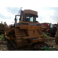 C9 Engine Used Crawler Dozer Well Maintenance D7R New Paint With Yellow Color for sale