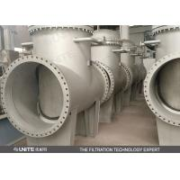 Wholesale 60 mesh T type pipeline filter manufacturer with 316L material from china suppliers