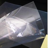 China high quality flexible clear plastic sheet on sale