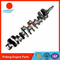 Wholesale excavator crankshaft factory for Hino, quality assured EH700 crankshaft 13411-1291 from china suppliers