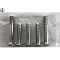China 2205 Chrome Nuts And Bolts Duplex Stainless Steel Hex Bolts And Nuts for sale