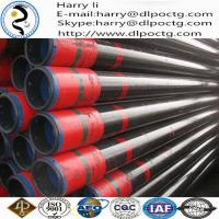Wholesale seamless pipe API 5CT L80 9Cr VAM TOP oil field pipe for sale steel pipe catalog 6-5/8 well casing pipe from china suppliers