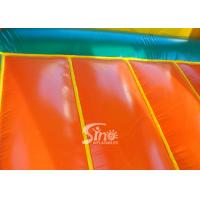 Quality 13x13 commercial inflatable module bounce house with various panels made of 18 for sale