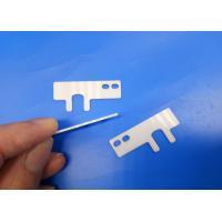 China Insulating Zirconia Ceramic Motorized Slider Spacing / Wheel Spacer Parts for sale