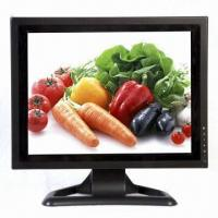 Wholesale 15.1-inch Standalone/PC/Computer/Industrial/POS Touch Monitor, 500:1 Contrast Ratio  from china suppliers