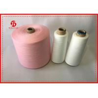 High Tenacity Cone Dyed Polyester Yarn For Sewing Thread With Multi Colors