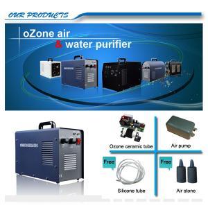choiceable poatable ozone machine home appliance air purifier
