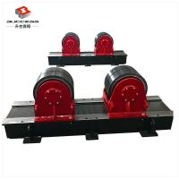 Wholesale 4500lbs Capacity Pipe Welding Rotator , Digital Turning Speed Display Heavy Duty Pipe Stands from china suppliers