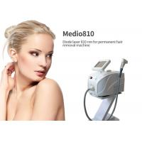 China Double Pulse Mode 808nm Diode Laser Hair Removal Machine Laser Beam Shaping for sale