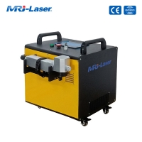 Buy cheap 60W Fiber Laser Cleaning Machine For Laser Paint Removal from wholesalers
