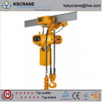 China 5t Electric Chain Hoist on sale