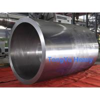China 42CrMo, 45, 20MnMo Forged Steel Roller Hydrogenation Reactor shells for sale