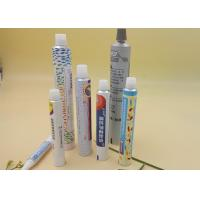 Wholesale 25g Flexible Printed Tube Packaging 100% Recyclable Custom Length / Logo from china suppliers