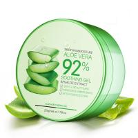 Wholesale Transparent Anti Aging Hand Cream , Organic Aloe Vera Gel No Sticky Residue from china suppliers