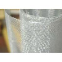 China Aluminum Alloy Bug / Fly Screen Mesh Low Melting Point For Window And Filter on sale