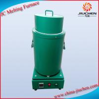 Wholesale JC 110VSmall Capacity Copper Brass 10KG Induction Melting Furnace (JC-8KW) from china suppliers