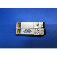 Wholesale 10G BIDI SFP+ Optical Transceiver Module 1330nm/1270nm LC 40KM Logo Customized from china suppliers