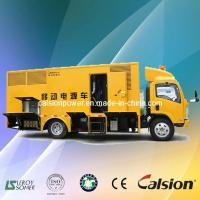Wholesale 60Hz 500kVA Mobile Power Station Diesel Generator (C525P6S) from china suppliers