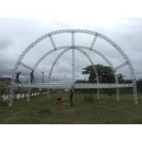 Best 16m Span Outdoor Aluminum  Stage  Truss For Concert Truss , Corrosion Resistance wholesale
