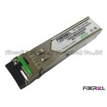 1550Tx/1490Rx Single Fiber SFP Optical Transceiver 1000M Maximum Distance 60KM for sale
