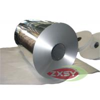 Best Heat Shield 8011 Soft Tin Aluminium Foil Roll For Sticker Paper wholesale