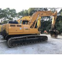 Wholesale A/C Cabin Second Hand Hyundai Excavators 220LC-5 Smooth Running Long Lifespan from china suppliers