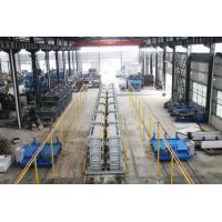 Wholesale Full Automatic EPS Sandwich Panel Production Line Hight Output And Low Input from china suppliers