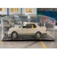 Wholesale Indoor Transparent Inflatable Car Capsule Cover Tent With Filter from china suppliers
