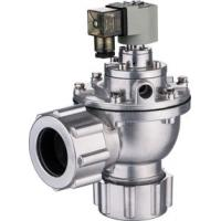 Air Proof Pneumatic Pulse Valve G Type Right Angle Port Size DN25 ~ 45