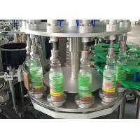 8 KW Automatic  Hot Melt Glue Wine Bottle, pet bottle Labeling Machine, Label machine for sale