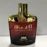 China Logo Printing Luxury Perfume Bottles Empty Atomizer 100ml Sprayer Sealing Type for sale