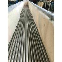 China Plain Ends Welded Steel Pipes Bright Annealed Surface Straight Type for sale