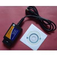 OBDII Scanner Software Elm 327 Usb Car Diagnostic Code Reader Interface Scan Tool for sale