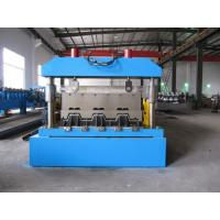 Wholesale 0-15m/Min Floor Deck Roll Forming Machine 0.8-1.5mm  Thickness With Coil Car from china suppliers