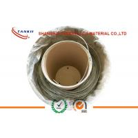 Best Kanthal A1 Heating Alloy Wire Rod Fecral Wire For High Temperature Resistance Furnace wholesale
