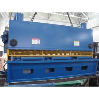Wholesale 20mm Thickness Hydraulic Sheet Metal Guillotine Shear / Automatic Shearing Machine from china suppliers