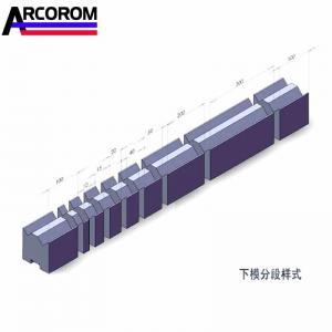 Wholesale bending tool hemming punch die/hemming bending die/combination bending press dies from china suppliers