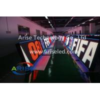 Wholesale Soundboss P12mm outdoor football LED perimeter advertising display IP65 with CE & RoHS from china suppliers