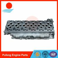 Wholesale Cummins cylinder head factory, one year warranty ISDE QSB6.7 cylinder head from china suppliers
