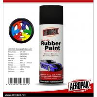 Buy cheap High Quality Low Price Removable Acrylic Aerosol Colorful Plastic Dip Rubber from wholesalers