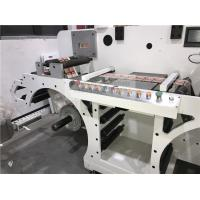 330/420 Plus Intermittent Rotary Label Die Cutting Machine With Flexo Print And Slitting for sale