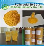 Wholesale Regularly supply Folic acid Vitamin feed grade, food grade and pharma grade from china suppliers