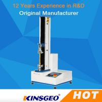Wholesale 0.5% Accuracy Computer Tape Peel Adhesion Tester / Tensile Strength Testing Equipment from china suppliers
