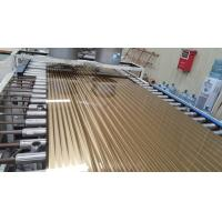 Wholesale 304 Ti gold stainless steel sheet-Decorative Stainless & Titanium sheets PVD Color Coated Stainless Steel Sheet from china suppliers
