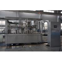 China PET Mineral Water Bottle Filling Machine 24-24-8 with Filling Rinsing Capping for sale