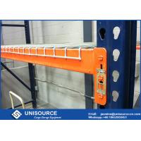 Wholesale Collapsible Teardrop Pallet Shelving , Unisource Industrial Pallet Storage Shelves from china suppliers